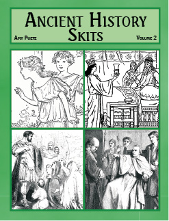 Ancient History Skits (Volume 2) Ebook