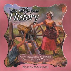 Ten Girls from History MP3 Audio Book Download
