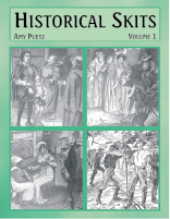 Historical Skits (Volume 1) Printed Book