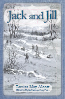 Jack and Jill by Louisa May Alcott Printed book